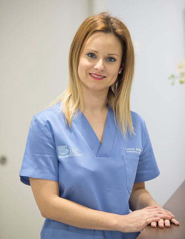Srta. Lorena Basteiro Rodríguez.